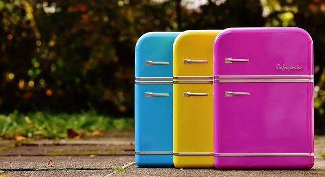 Mini réfrigérateur compacte